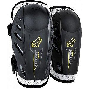 Cotoveleira Fox Titan Sport S/M Motocross Trilha Downhill