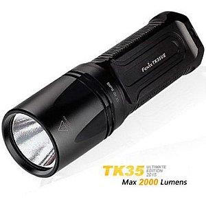 Lanterna Fenix TK35 UE Led Cree de Alta Potência 2000 Lumens Caça Busca e Resgate