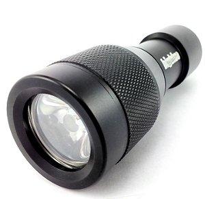 Lanterna de Mergulho Bigblue AL450N Spotter com 450 Lumens 100 metros de Pressão 3x AAA