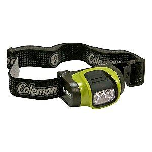 Lanterna Led de Cabeça Coleman Axis 3 Leds usa 3 Pilhas AAA