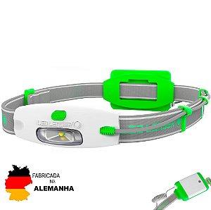 Lanterna Led de Cabeça Led Lenser NEO para Corrida Noturna 90 Lumens Leve e Confiável  - Sinalizador Traseiro