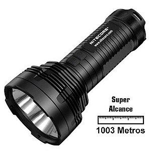 Lanterna Holofote Caça e Busca NiteCore TM16GT 4x Leds Cree 3600 Lumens Super Potência e Alcance