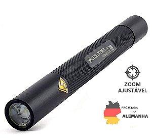 Lanterna Clínica tipo Caneta LedLenser i4 P4X Cree 120 Lumens Foco Ajustável