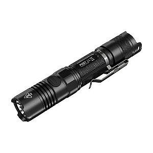 Lanterna Tática Policial NiteCore P12 GT Led Cree de 1000 Lumens Funções Táticas para Policiais