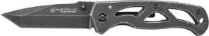 Smith & Wesson® Moldura de bloqueio Drop Point Folding KnifeSKU CK400
