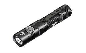 Lanterna Led NiteCore EC22 Interruptor Rotativo Infinito de 0,5 até 1000 Lúmens