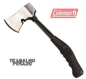 Machado Machadinha para Trabalhos Pesados Coleman Axe Camp Aço Maciço