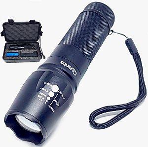 Lanterna de Led Quanta X900 Zoom 500 Lumens