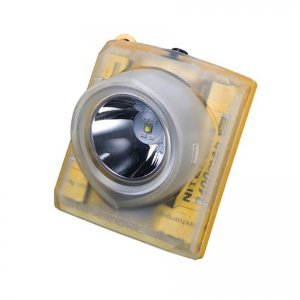 Lanterna Nitecore EH1, recarregável via USB, ATEX anti explosão