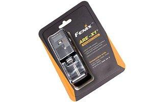 Carregador Inteligente Fenix ARE X1+  (Compatível Várias Baterias)