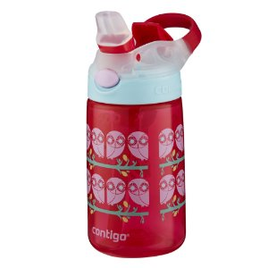 Squeeze - Garrafa de água Infantil de coruja 414ml - Rubbermaid