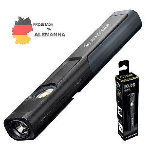 Lanterna Led de inspeção Ledlenser iW4R Industrial Base Magnética Recarregável