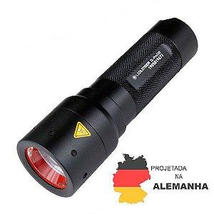 Lanterna Led lenser SolidLine Linha Industrial SLPRO220 Simples e Robusta