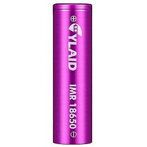 Bateria Pilha 18650 Cylaid 3500 mAh IMR