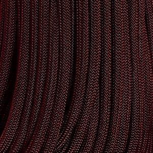 Cordame Paracord 550 Lb com 7 filamentos 10 metros - Vinho