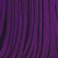 Cordame Paracord 550 Lb com 7 filamentos 10 metros - Roxo
