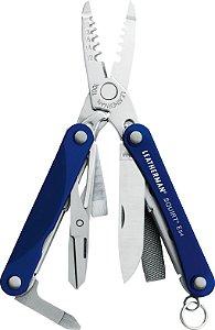 Alicate Eletricista Leatherman Squirt ES4 Azul