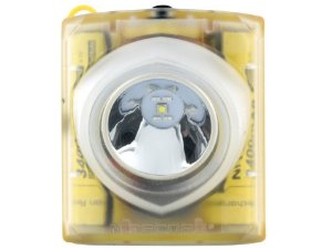 Lanterna Nitecore EH1 recarregável USB ATEX anti explosão