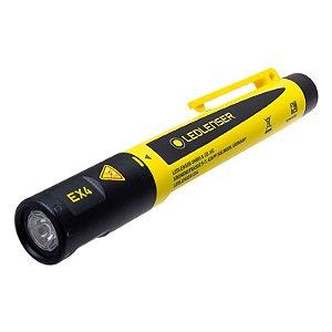 Lanterna Intrinseca LedLenser EX4 ATEX Anti Explosão