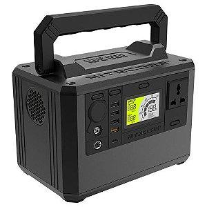 Powerbank 165000 mA/h c/ inversor 300W Nitecore NPS600