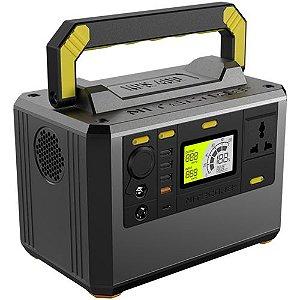 Powerbank 117000 mA/h c/ inversor 300W Nitecore NPS400