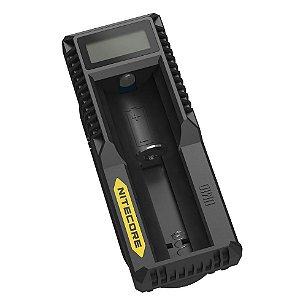 Carregador de Bateria Nitecore UM10 Diferentes Baterias
