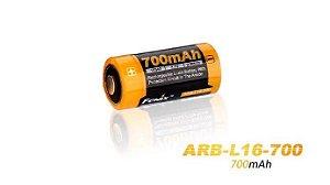 Bateria Ferix ARB-L16 16340 - 700 mAh - 3.6V