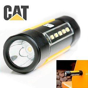 Lanterna Lampião Caterpillar CAT CT3410 Led 275 Lm Magnética