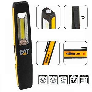 Lanterna Inspeção Caterpillar CAT CT1205 Recarregável 175 Lm