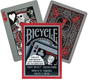 Baralho Premium Bicycle Tragic Royalty Coleção