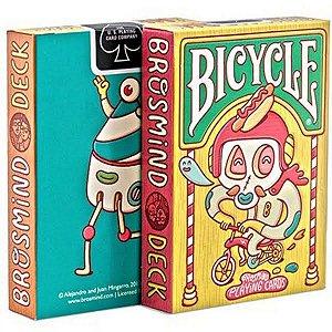 Baralho Premium Bicycle Brosmind Coleção