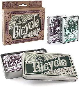 Baralho Bicycle Autocycle Nº 01 Colectors Premium PAR