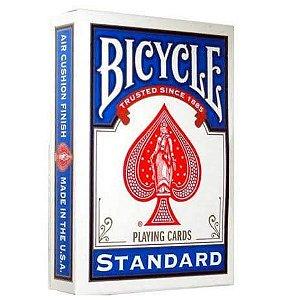 Baralho Premium Bicycle Standard Original Azul Coleção
