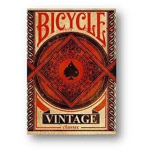 Baralho Premium Bicycle Vintage Retrô Coleção
