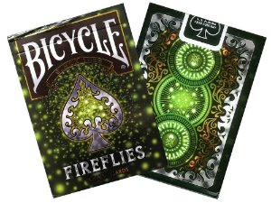 Baralho Premium Bicycle FireFlyies Vagalume Premium Deck