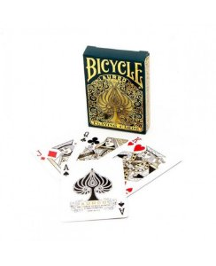 Baralho Premium Bicycle Aureo Premium Deck Coleção