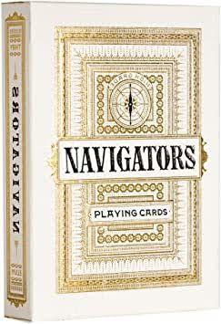 Baralho Premium Theory11 Navigator Coleção