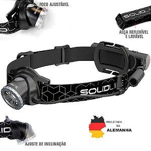 Lanterna Cabeça Solidline Ledlenser SH6R 600Lm Recarregável