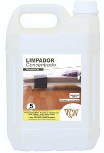 LIMPADOR CONCENTRADO MADEIRAS 5L W&W