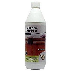 LIMPADOR CONCENTRADO MADEIRAS 1L W&W