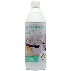 Cera Resistente Acetinada W&W 1L
