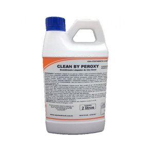 CLEAN BY PEROXY 2L DESINFETANTE USO GERAL