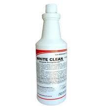 WHITE CLEAN DETERGENTE DESENGORDURANTE SPARTAN - 1L