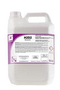 H2D2 LIMPADOR DESENGRAXANTE CONCENTRADO SPARTAN 5L