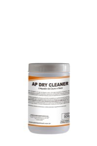 AP DRY CLEANER LIMPADOR DE COURO  SPARTAN - 500g