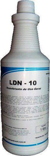 DESINFETANTE LDN-10 1L