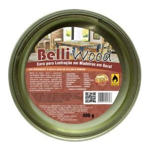 CERA PASTA BELLI WOOD 400g W&W