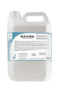 MLD FLORAL LIMPADOR DESINFETANTE NEUTRO SPARTAN - 5L