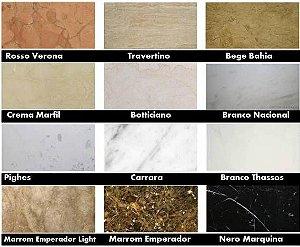 RESTAURAÇÃO DE PISO MÁRMORE - limpeza automatizada, desincrustração, polimento, impermeabilização e outros