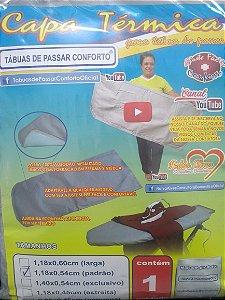 FORRO TÉRMICO CONFORTO 0,54cm x 1,18cm